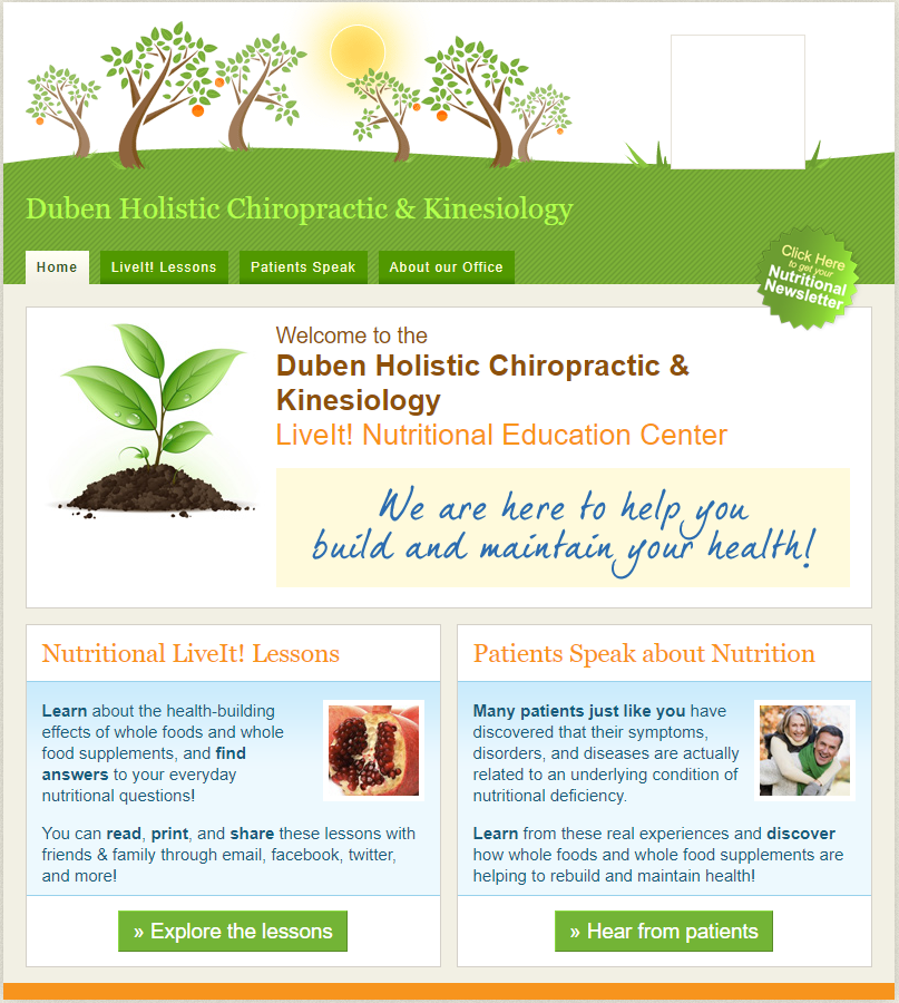 Duben Holistic Chiropractic & Kinesiology